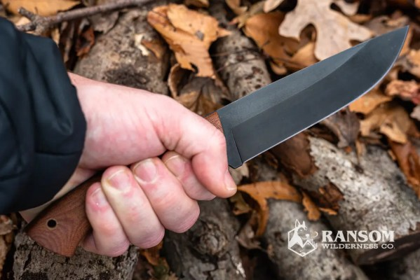 Osprey Knife & Tool Ranger exclusively sold at Ransom Wilderness Co hammer grip