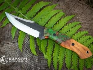 Brush Creek Knives Warden model at Ransom Wilderness Co
