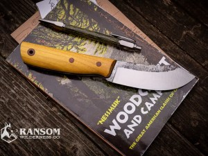 Cohutta Knife Nessmuk at Ransom Wilderness Co