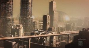 The dystopian world of 2149