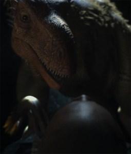 Pretty dinosaur