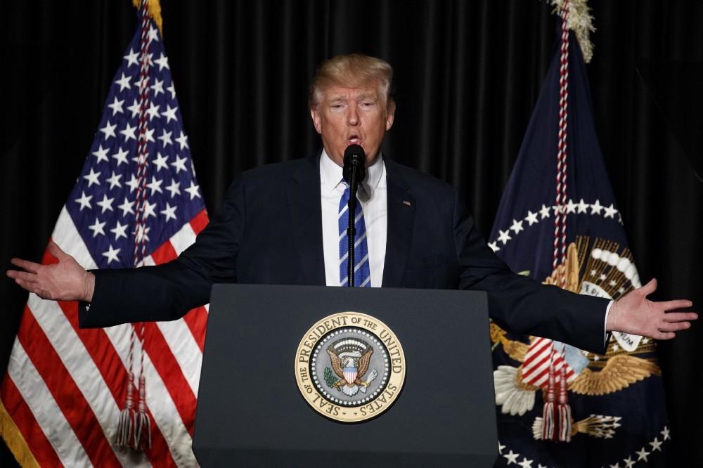 President Trump (Evan Vucci/AP)