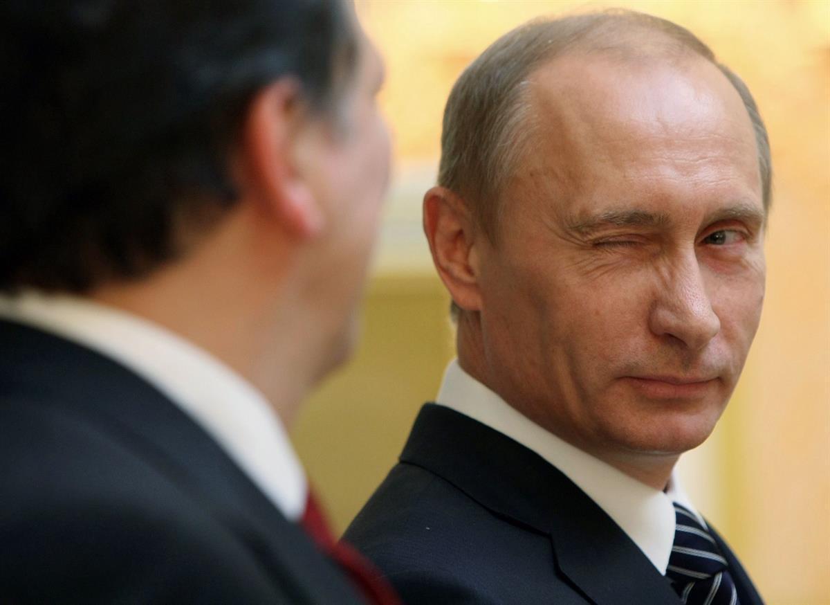 President Vladimir Putin (Reuters)