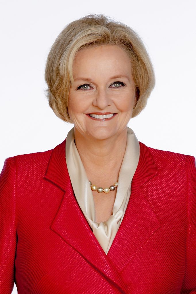 Claire McCaskill, Democrat, Senior Senator from Missouri