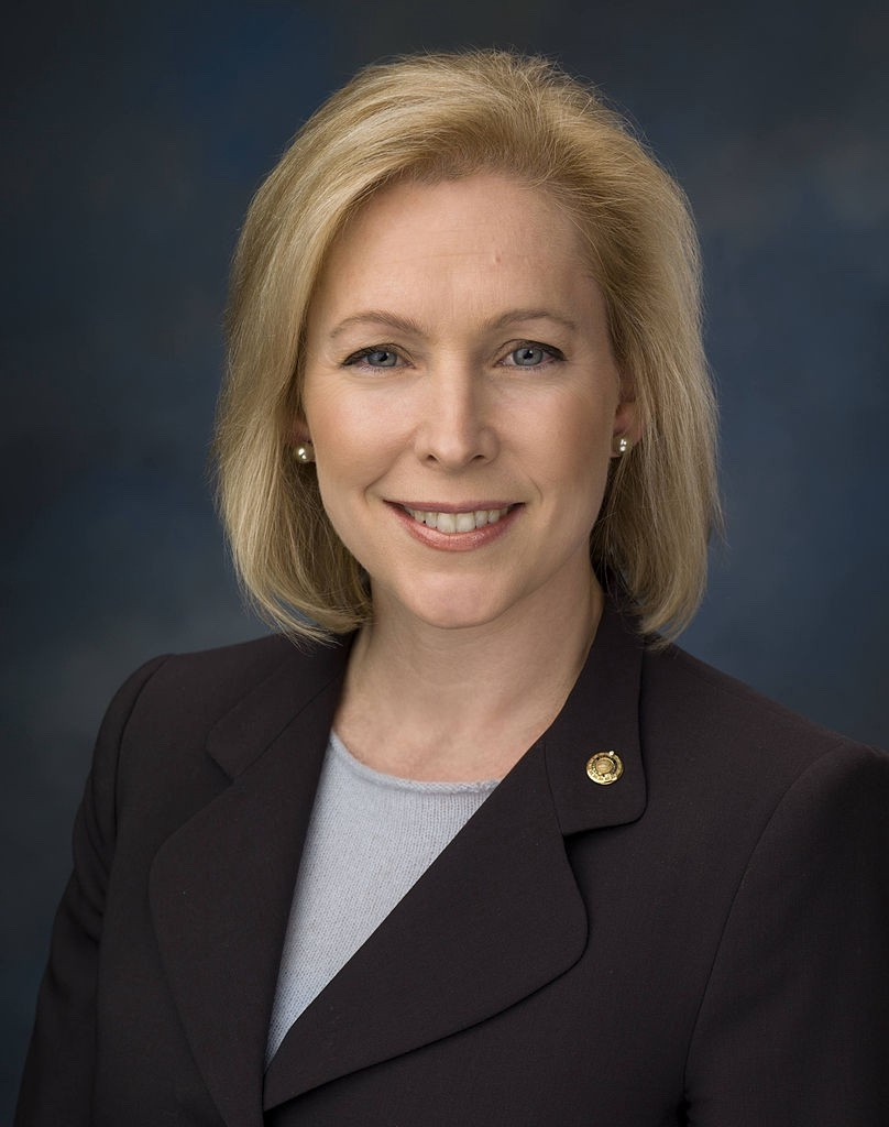 Kirsten Gillibrand, Democrat, Junior Senator from New York