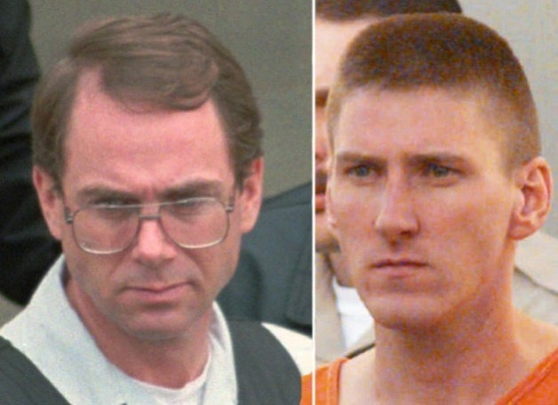 Terry Nichols and Timothy McVeigh