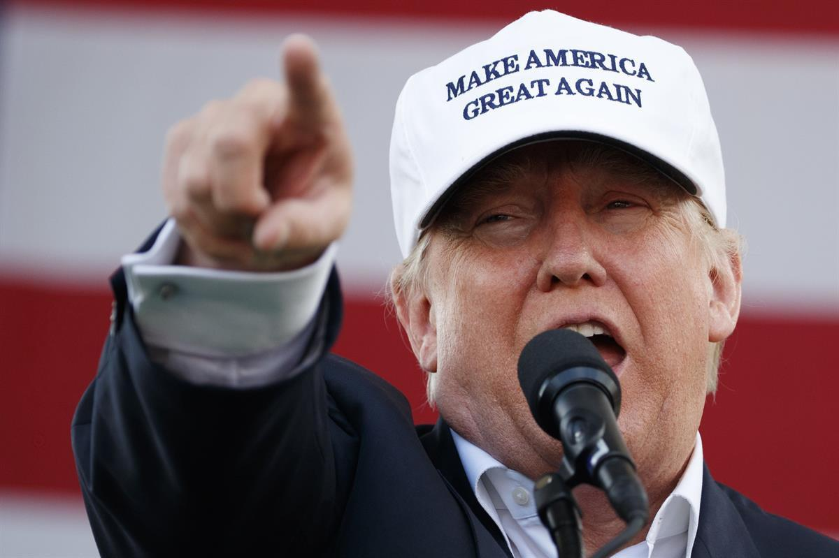 Donald Trump(AP)