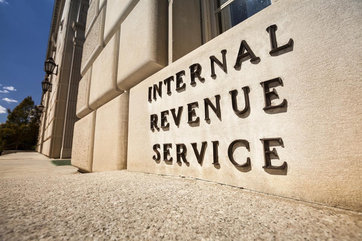 IRS Building in Washington, iStock
