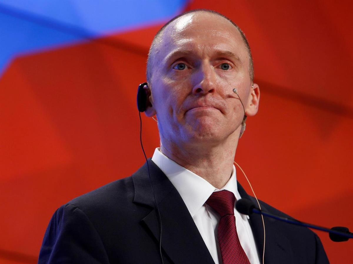 Carter Page (Reuters)