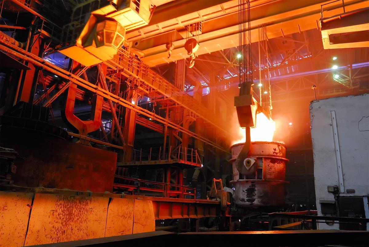 Big River Steel Mill (NuSteel)