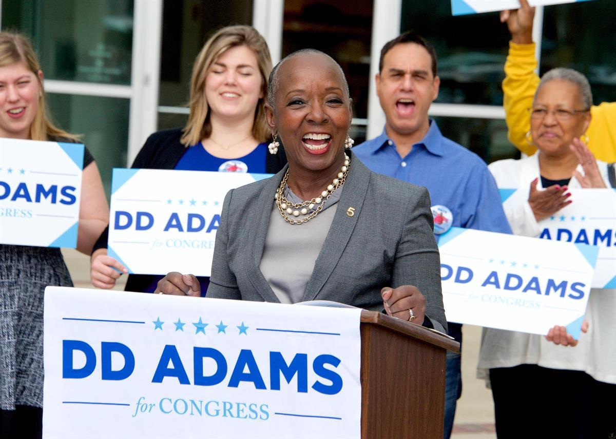 Councilwoman Denise Adams