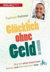 """Buch """"Glücklich ohne Geld"""" Cover"""