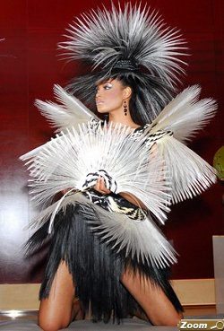 Raphael International Hair Styles For Runway Modeling And