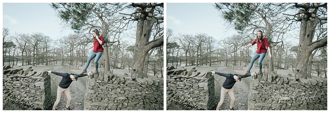 Pre wedding Shoot Charlotte and Andrew  016 - Pre-Wedding Shoot | Bradgate Park