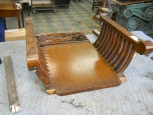 Chair, Saddel Seat (22)