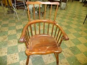 Chair Tall back Arm (1)