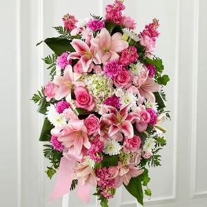 Inaugural Blast Flower Arrangement