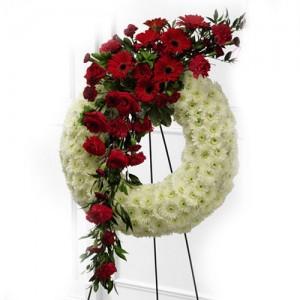 Graceful Tribute Wreath Philippines