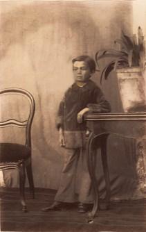 Alphonse Chancel (photo retouchée par Philippe de RS) - Collection Charles de Raphélis-Soissan