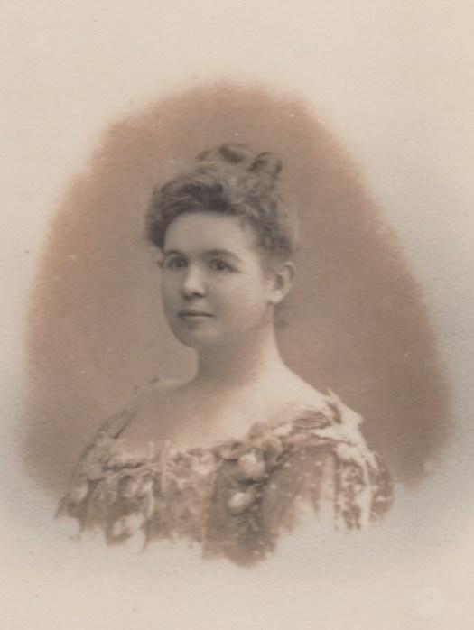 Louise Chancel (Mme Raphaël Blanchard) - Collection Marie-Nicole Sauton