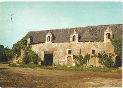 Saint Gravé (Morbihan) - Ancien manoir de Cancouët - Collection Marie-Thérèse Lanoë