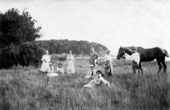 La presqu'île - Août 1916