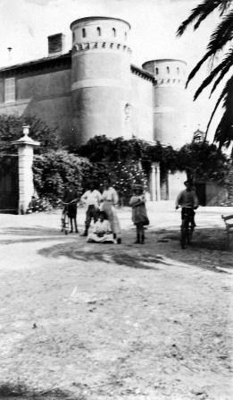 Le château - Sept 1916