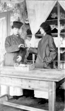 Lingerie - La Mazarade - 1916