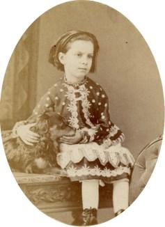 Cécile Massot (Mme Gabriel Boyer) (1860-1929)