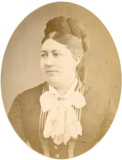 Marie Emilie Bonnasse (Mme Antoine Vassal) (1840-1887)
