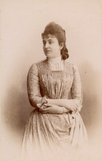 Marie Massot (Mme Félix Chancel) (1870-1935)