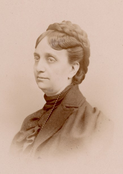 Flavie Arduin (Mme Louis Massot) (1840-1923)