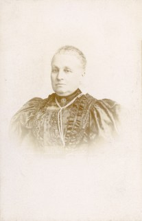Laure Massot (Mme Baude) (1823-?)
