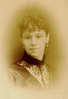 Hélène Bouvier (Mme Georges Pascalis) (1860-1940)