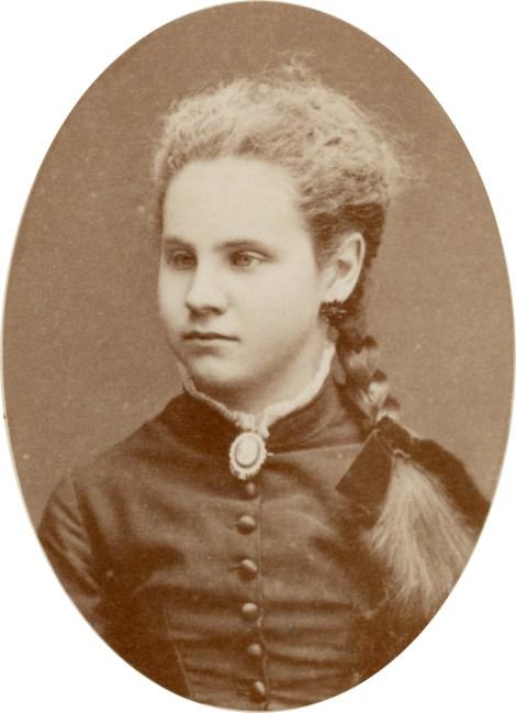 Jeanne Rouard (Mme Nouveau ?)
