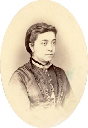 Mlle Mille, soeur de Mme Berre