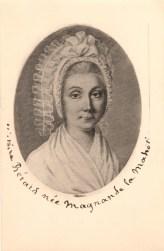 MAGNAN de LA MAHOTIERE Marguerite Victoire