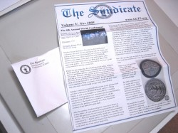 A Syndicate newsletter