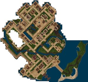 Trinsic in Ultima Online