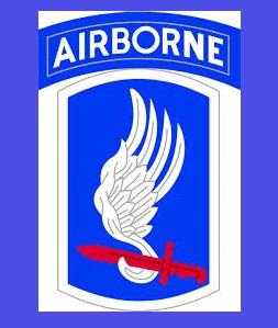US Army 173rd Airborne Brigade
