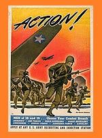 Pulliam, Robert, L, 1946-1948, Fluvanna County Ruritan (photo 82 Airborne Division poster)