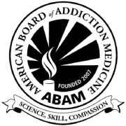 American Board of Addiction Medicine Seal