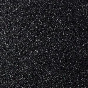 wanderlust black metallic color swatch