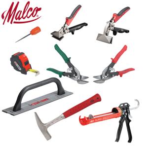 Tool Set Malco Metal Roofer Starter Set