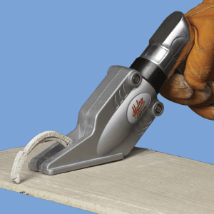 Malco TurboShear TSF1A for Fiber Cement Siding - Air Powered