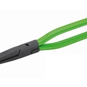"""Freund 3-1/8"""" Straight Blade Clinching Pliers - Stacked Joint"""