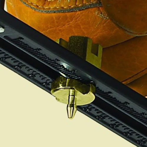 Adjustable Pivot Pin with Inch and Metric Markings