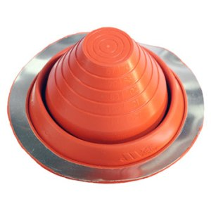 No 3 Silicone Universal Round Base Pipe Boot