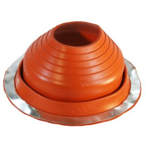 No 5 Silicone Universal Round Base Pipe Boot