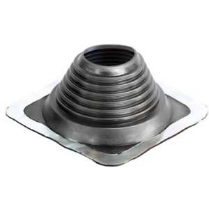 No 5 EPDM Square Base Pipe Boot